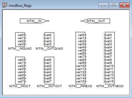 Modbus driver for the REXYGEN system (the MbDrv module) User guide