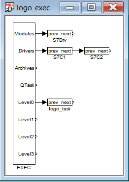 More then one LOGO-8 connection / Input/Output drivers / REXYGEN