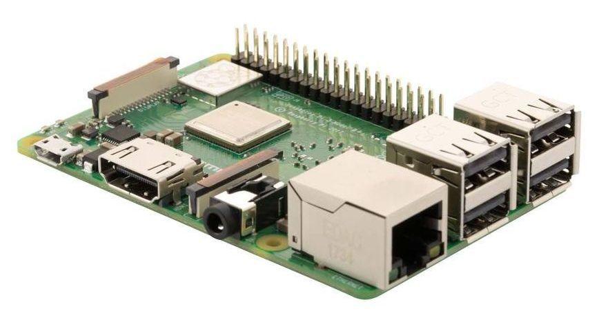 Raspberry Pi (REXYGEN platform)